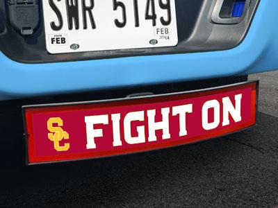 "USC Fight On Light Up Hitch Cover 21""x9.5""x4"""