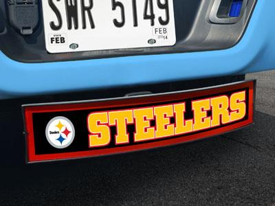 "NFL - Pittsburgh Steelers Light Up Hitch Cover 21""x9.5""x4"""