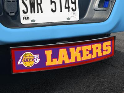 "NBA - Los Angeles Lakers Light Up Hitch Cover 21""x9.5""x4"""