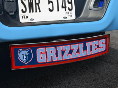 "NBA - Memphis Grizzlies Light Up Hitch Cover 21""x9.5""x4"""