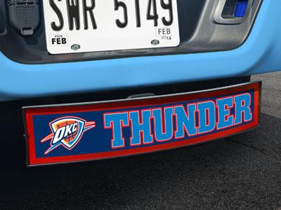 "NBA - Oklahoma City Thunder Light Up Hitch Cover 21""x9.5""x4"""