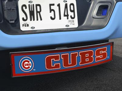 "MLB - Chicago Cubs Light Up Hitch Cover 21""x9.5""x4"""