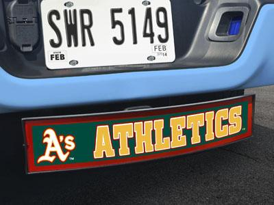 "MLB - Oakland Athletics Light Up Hitch Cover 21""x9.5""x4"""