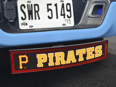 "MLB - Pittsburgh Pirates Light Up Hitch Cover 21""x9.5""x4"""