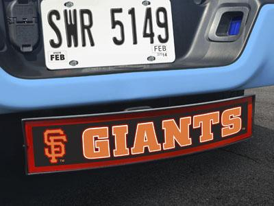 "MLB - San Francisco Giants Light Up Hitch Cover 21""x9.5""x4"""