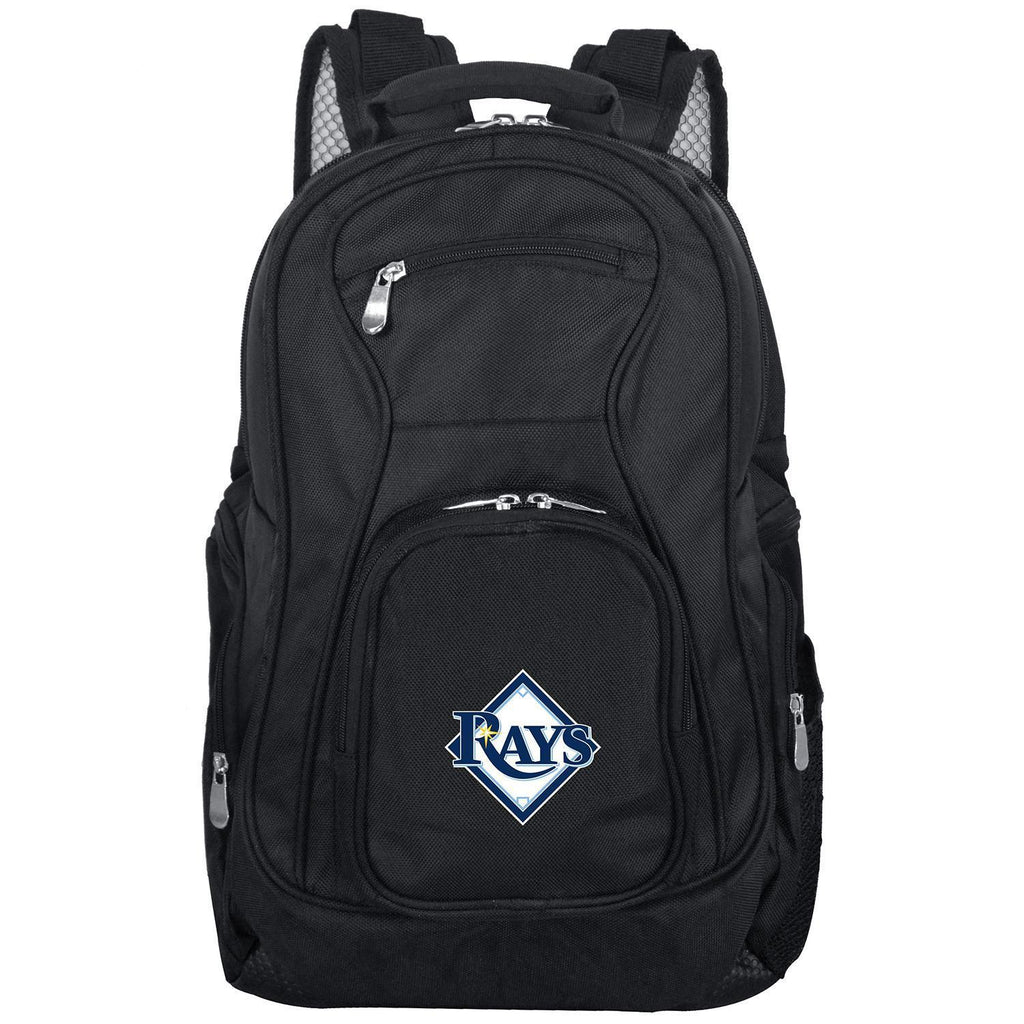 Tampa Bay Rays Backpack Laptop-BLACK