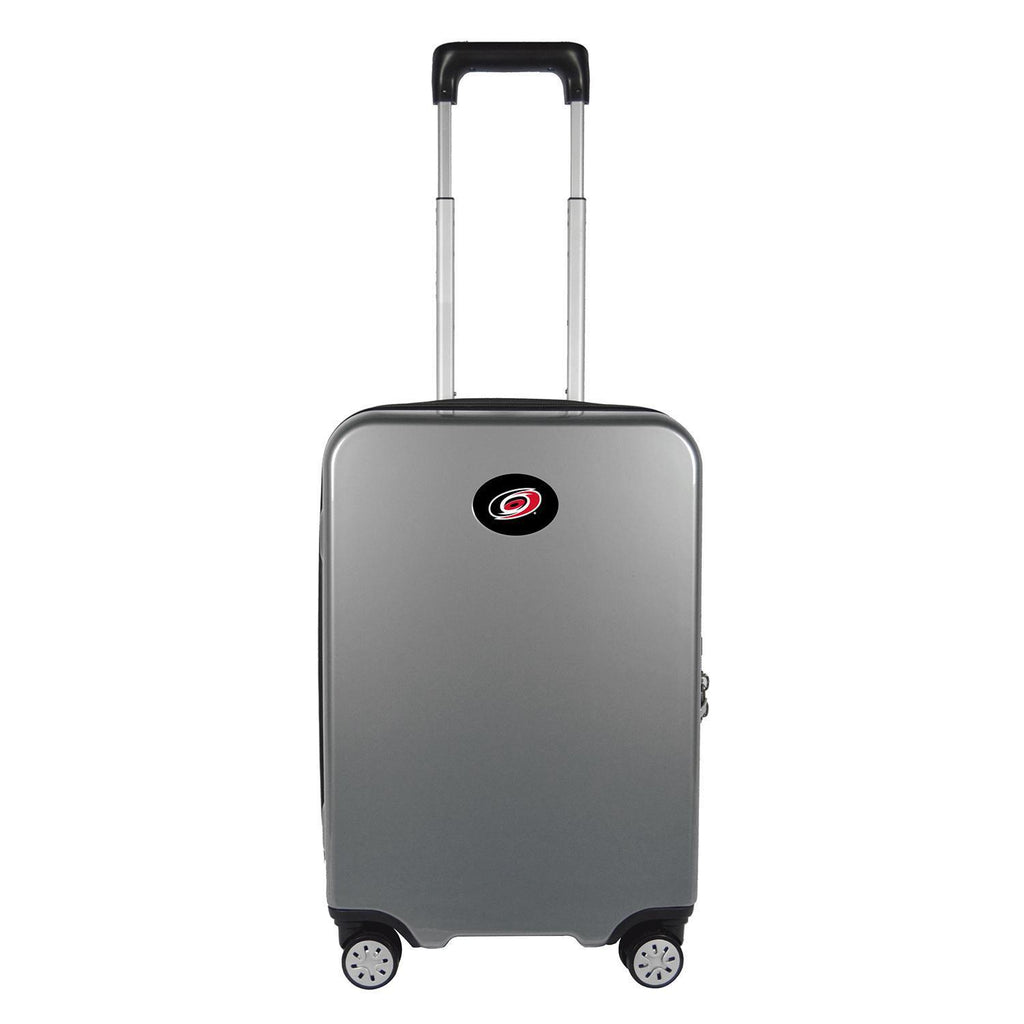 Carolina Hurricanes Luggage Carry-on 22in Hardcase spinner 100% PC-GRAY