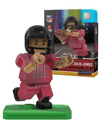 #11 Julio Jones Atlanta Falcons Color Rush Uniform
