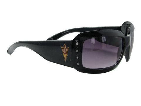 WSunglassses - Arizona State Sun Devils NCAA Women's Black Fashion Sunglasses