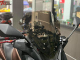 Baphomet Bubble Type Short Windshield For Xmax