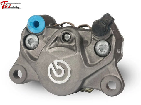 Brembo Casting 84Mm Rear Brake Caliper Gary / Sliver Universal Parts