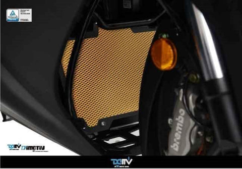 Dimotiv Kymco Ak550 Radiator Guard Xciting
