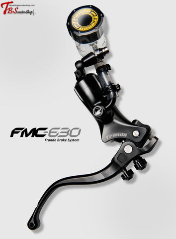 Frando Fmc-630 Cnc Cutting Radial Master Cylinder Black / 14Mm Right Universal Parts