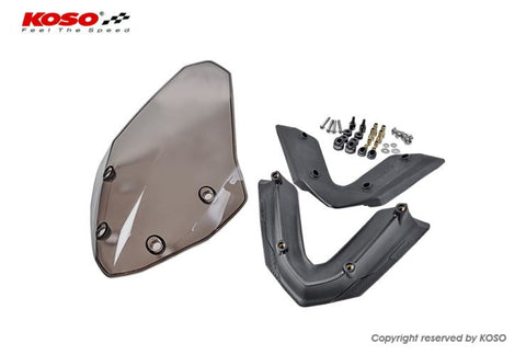 Koso Sprint Short Windshield For Drg-Bt Drg