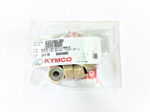 Kymco Oem Roller Set 22121-Lea7-E00 Downtown