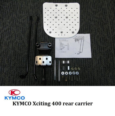 Kymco Xciting 400 Rear Carrier