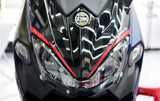 Maxsym Tl Headlight Eyebrows Stickers Maxsym