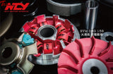 Ncy Front Pulley Set & Drive Face Assembly For Drg