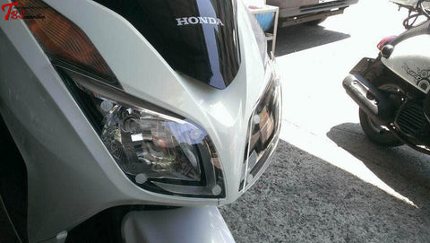 Nss300 Forza Headlight Protection Cover (12-17) Clear