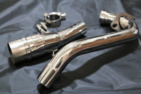 Sf Front Exhaust System 51Mm For Xmax 300