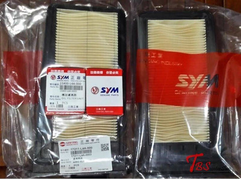 Sym Maxsym 400I Oem Air Filter Maxsym