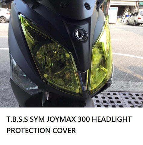T.b.s.s Sym Joymax 300 Headlight Protection Cover Joymax