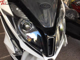 Tbss Downtown 350 Headlight Protection Cover
