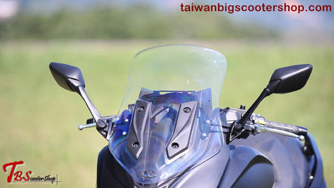 Tbss Forward Mirrors With Multi-Function Platform System For Kymco Xciting S Yes / No R3