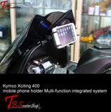 Tbss Kymco Xciting Mobile Phone Holder Multi-Function Integrated System (Pd4U)