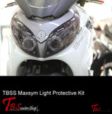 Tbss Maxsym Headlight Protector Cover