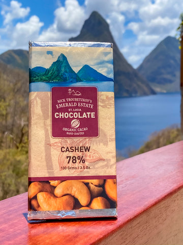 Cashew - 100 g bar (3.5 oz)