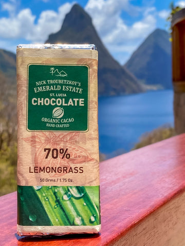 Lemongrass - 50 g bar (1.75 oz)