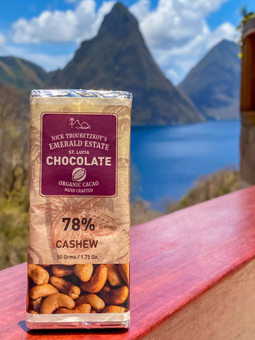 Cashew - 50 g bar (1.75 oz)