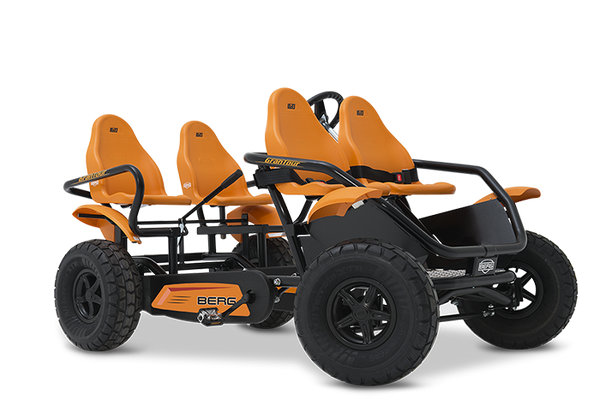 berg usa grantour offroad 4 seater f body powered pedal go. Black Bedroom Furniture Sets. Home Design Ideas