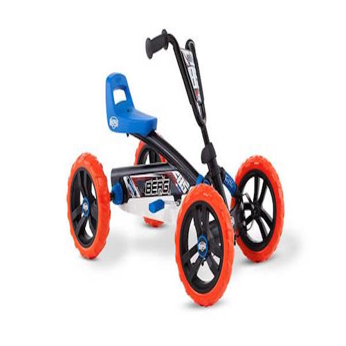 Berg USA Buzzy Nitro Kids' Body-Powered Pedal Go Kart