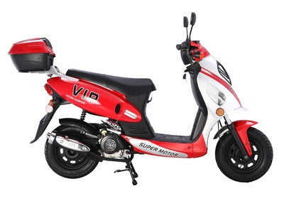 Taotao Vip 50 Cy50a Moped Gas Street Legal Scooter Upzy
