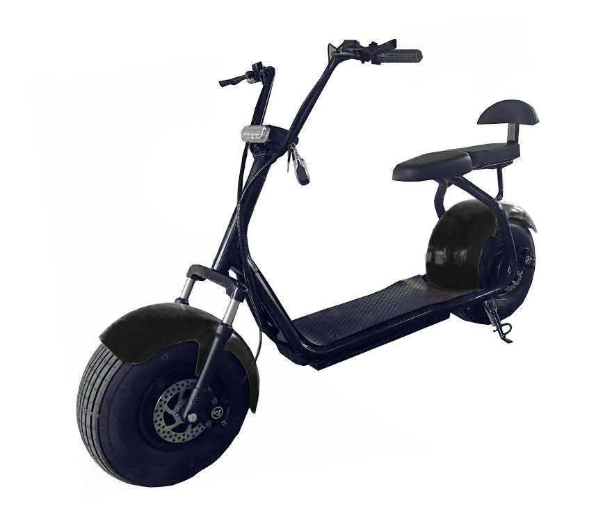 Go bowen commuter 1000 watt lithium electric scooter 99 for Motorized scooter black friday