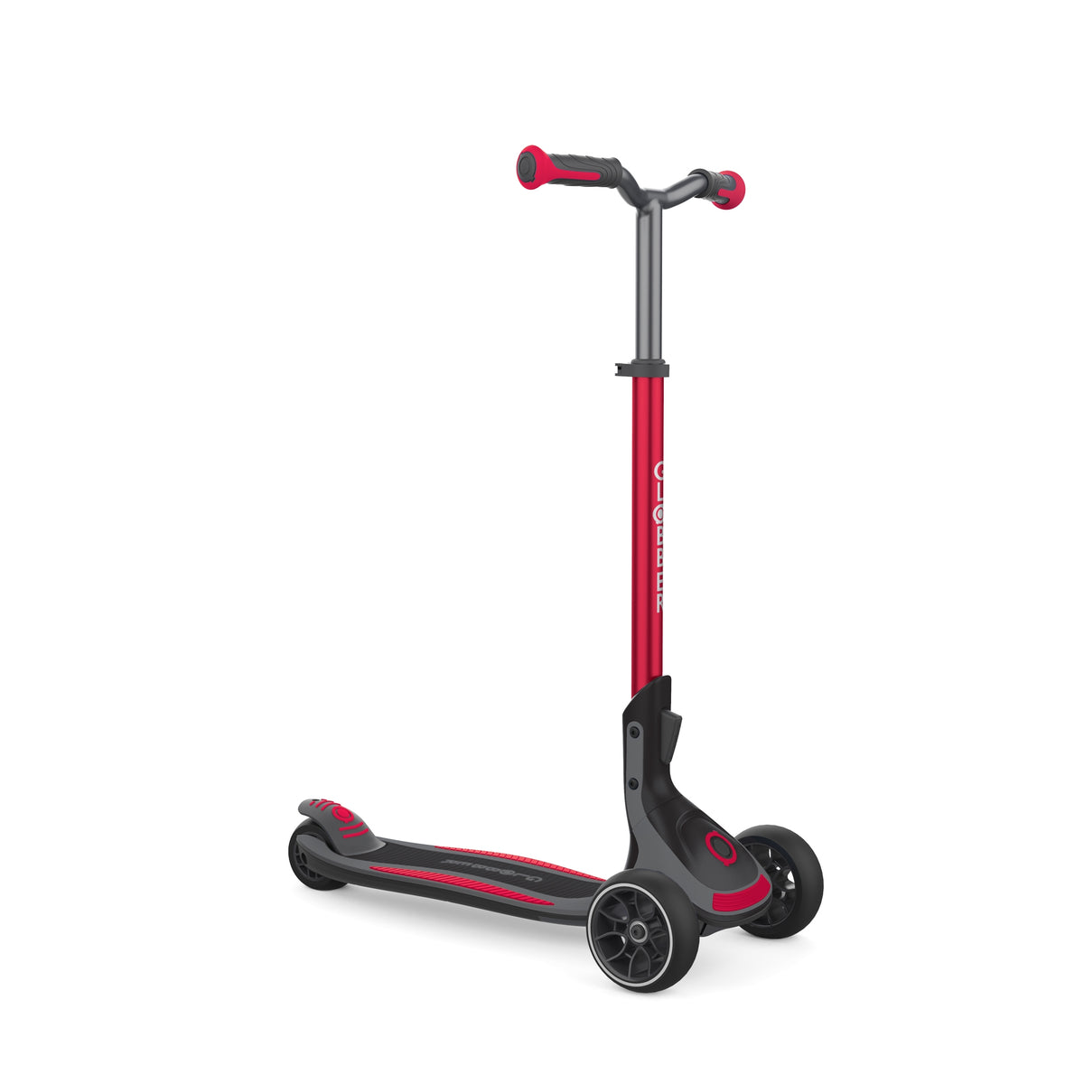 Globber ULTIMUM 3 Wheeled Adjustable Steering Folding Kick Scooter