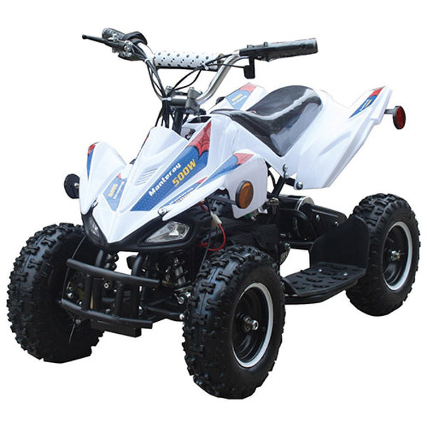 Y Fliker Scooter >> 2019 Gio Electric Manteray 500W 36V All-Terrain Vehicle Electric ATV - Upzy