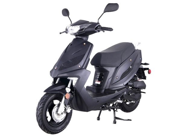 TaoTao Jet (formerly Speed) 50 Moped Gas Legal Street Scooter, 50cc