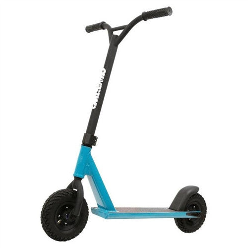 Razor Phase Two Dirt Scoot Pro Scooter Teal Free