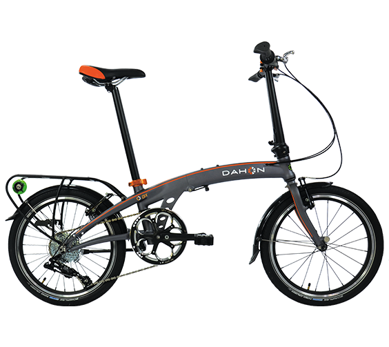 Dahon Qix D8 Folding Bike, 20