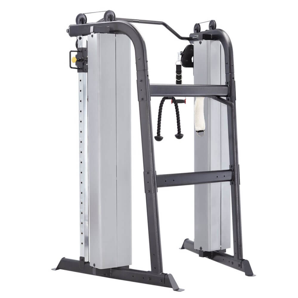 Steelflex CLDCC Dual Cable Column Multi-Functional Trainer Machine