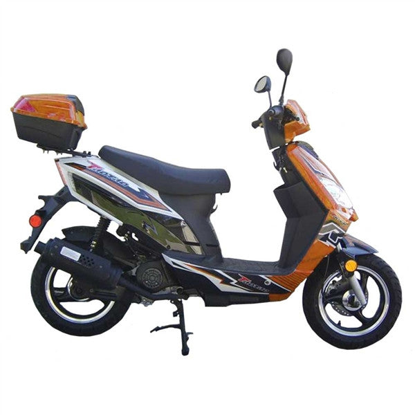 taotao thunder 50 moped gas legal street scooter 50cc cy50 e upzy. Black Bedroom Furniture Sets. Home Design Ideas