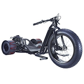ScooterX 6.5hp 196cc 4-Stroke Gas-Powered Drift Trike