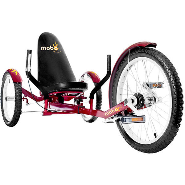 Mobo Triton Pro Ultimate Adult Three Wheeled Cruiser
