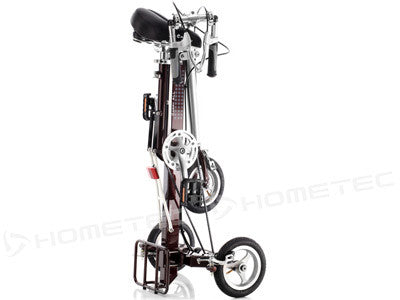 Belize Bike Tri-Rider CarryAll Compact Folding Tricycle