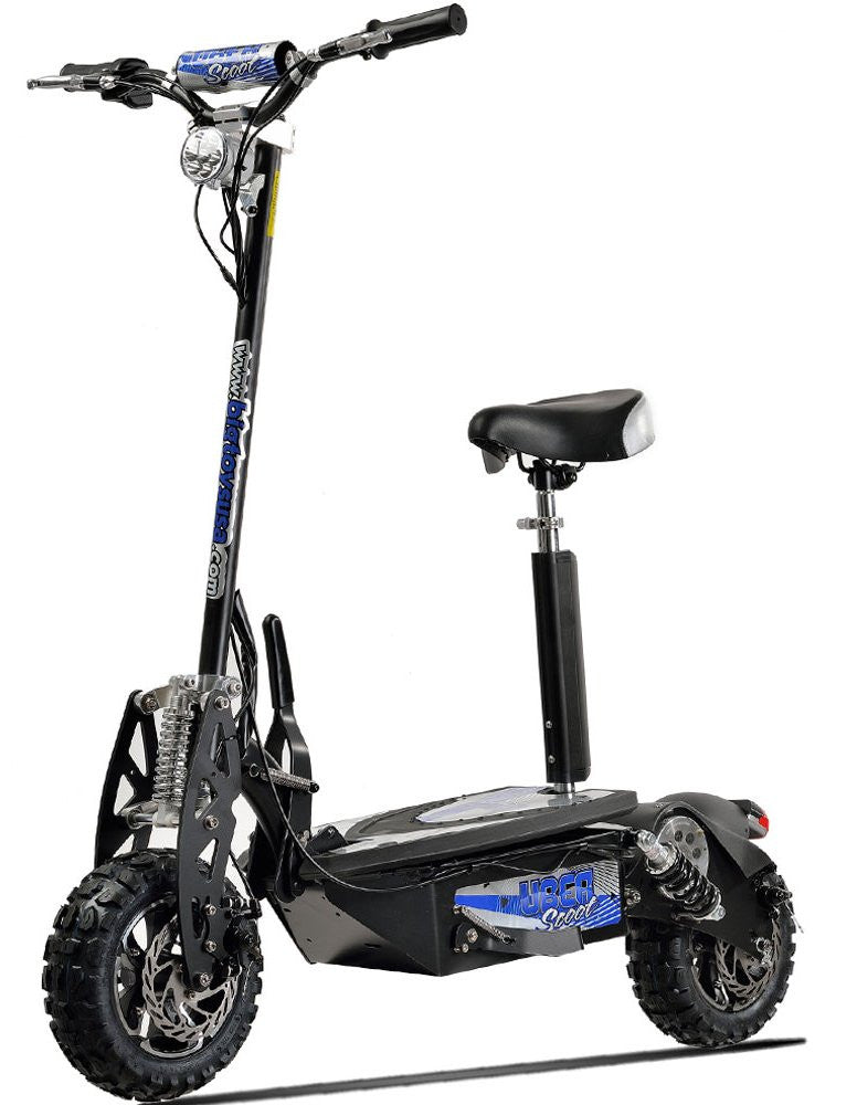 UberScoot 1600W 48V 12Ah Folding Electric Scooter, Evo-1600