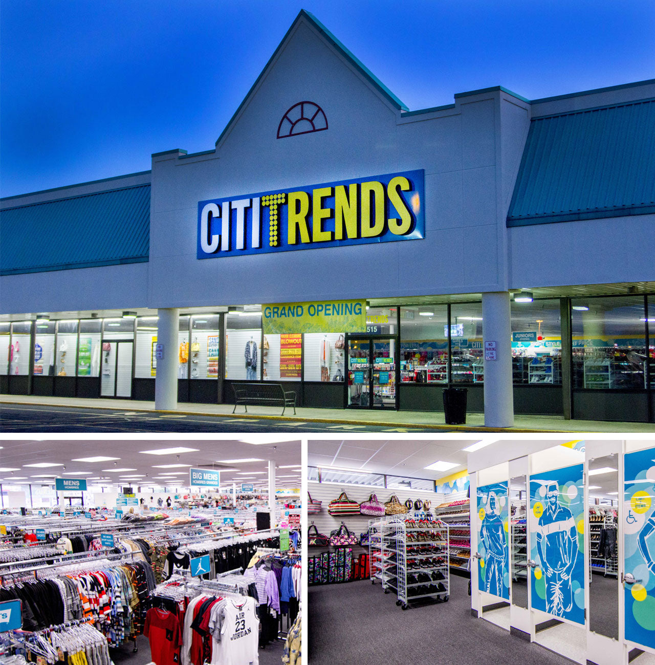 Citi trends online clothing store