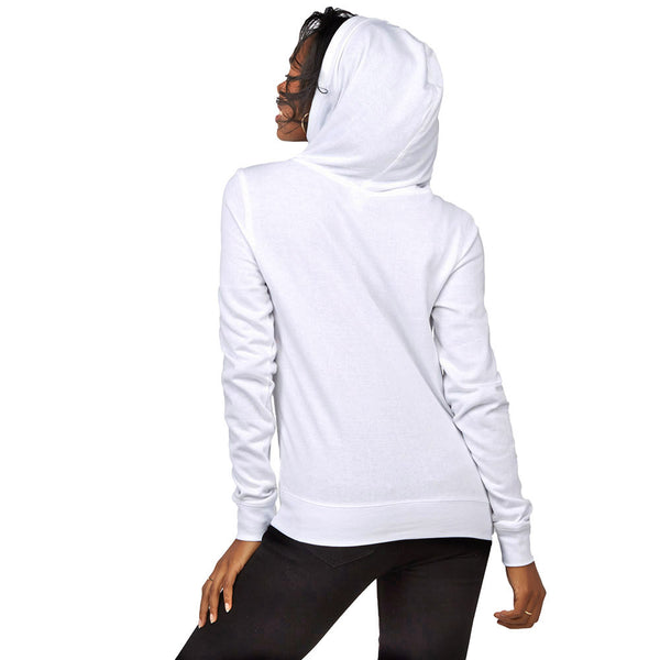 Hey, Mickey White Mickey Mouse Hoodie - Citi Trends Plus and Juniors - Back